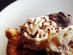 715 Restaurant -  Chocolate mocha cream pie - thx @ladybirddiner !!!