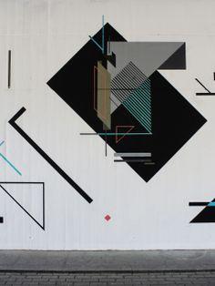 Seikon New Mural For Poliniza '14 - Valencia, Spain