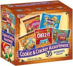 Keebler Cookies & Snacks Giveaway - http://couponcousins.net/keebler-cookies-snacks-giveaway/#comment-59325