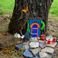 Fairy house....too cute