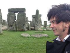 Rolling Stone... Stonehenge.
