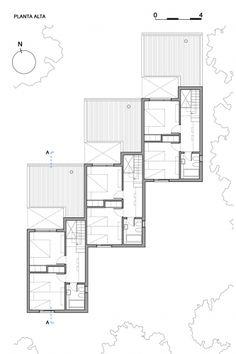 CLF Houses | Villa La Angostura, Argentina | Estudio BaBO Architecture