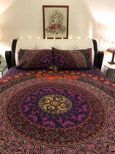 The Chakra Mandala Duvet Covers / Doona by BoHippieanVoyage