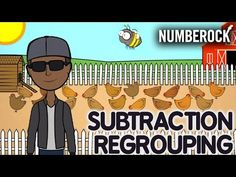 This 3 minute and 15 second tutorial will demonstrate how to introduce addition with regrouping through the use of a variety of manipulatives.