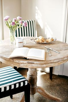 round table in kitchen - Google Search