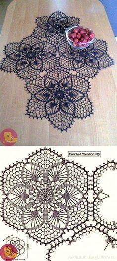 Watch The Video Splendid Crochet a Puff Flower Ideas. Phenomenal Crochet a Puff Flower Ideas. Col Crochet, Crochet Puff Flower, Crochet Dollies, Crochet Stars, Crochet Flower Patterns, Thread Crochet, Filet Crochet, Crochet Motif, Irish Crochet