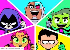 Today on Surprise Egg and Toy Collector - Teen Titans Go! Color Swap Transforms episode 1 ☆ Teen Titans Robin Starfire Raven Cyborg and Beast Boy Color Swap . Edible Cake Toppers, Birthday Cake Toppers, Cupcake Toppers, Birthday Cakes, Cartoon Network, Disney Cars, Teen Titans Cast, Teen Titans Go Characters, Go Wallpaper