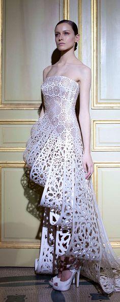 Rami Al-Ali Spring-summer 2012 - Couture - http://www.orientpalms.com/rami-al-ali-2790