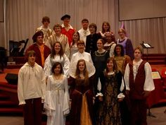 Previous and Current Works - Madrigal Choir, circa spring 2007 Story Of My Life, Choir, It Works, Spring, Greek Chorus, Choirs, Nailed It