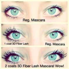 Have you tried Younique's Moodstruck 3D Fiberlash Mascara??? With a 14 day money back guarantee!! Insane results!!!