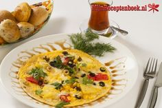 Ei a la Henry Omelet, Frittata, Whats For Lunch, Egg Dish, Egg Recipes, Cheeseburger Chowder, Pineapple, Brunch, Soup