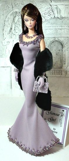Barbie Evening Glamour