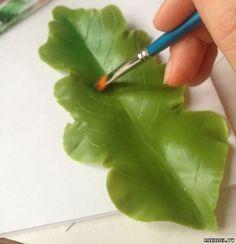 Цветок Герберы, керамическая флористика, мастер класс, часть 2 - Цветы из полимерной глины - Полимерная глина - Каталог статей - Рукодел.TV