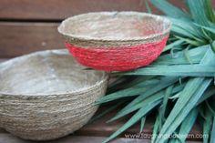 Decorative-string-bowls.jpg 550×366 pixels