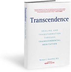 Dr. Rosenthal's Book on Transcendental Meditation. If you have the slightest interest in TM, it's a must read!