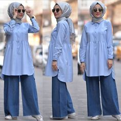 6 Best Hip Exercises for Women Health : Sport for Women in 2020 - Frau Hijab Style Dress, Casual Hijab Outfit, Hijab Chic, Denim And Lace, Modesty Fashion, Fashion Outfits, Mode Kimono, Moslem Fashion, Mode Abaya