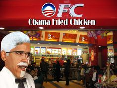 Some KFC's no longer offer wipes because the alcohol on them OFFENDS MUSLIMS. (It's OUR COUNTRY, assimilate or leave!)