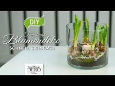 DIY: Frühlings-Blumendeko schnell & einfach – Deko-Kitchen