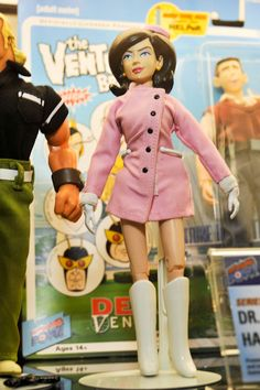 Dr. Girlfriend action figure.