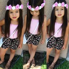 Fashionista baby girl   Shop. Rent. Consign. MotherhoodCloset.com Maternity… Women, Men and Kids Outfit Ideas on our website at 7ootd.com #ootd #7ootd