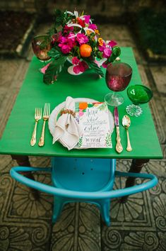 Spring wedding ideas (Photo by Best Photography)
