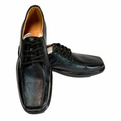 7404dd66b6a Zapatos Para El Colegio En Cuero Negro ¡Producto Colombiano