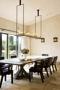 love the table.... its not easy to find a pedestal table that is so large (makes it easier to fit more people around it when there aren't legs on the corners in the way)