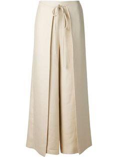Rosetta Getty Calça Pantalona De Linho - 20twelve - Farfetch.com