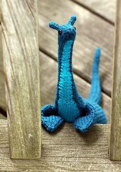 Loch Ness Monster Pattern