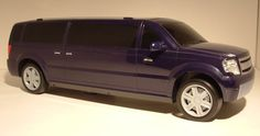 Mattel G6142 Barbie My Scene Goes Hollywood Limo Limousine Dark Purple |