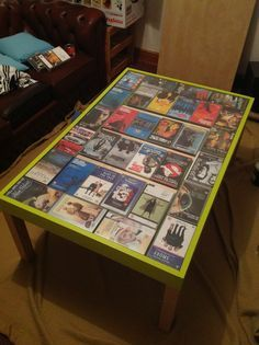 IKEA Hackers: VH-YES Coffee Table ('LACK'ing no more)