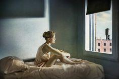 photographie hopper 02 900x600 Des miniatures et des modèles photographiés à la Hopper