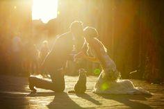 Un matrimonio intimo a Pienza