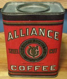 Alliance Steel Cut Coffee