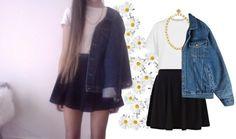 """""""Untitled #54"""" by zofiagilroy ❤ liked on Polyvore"""