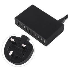 ด่วนที่สุด<SP>Dual USB Port Wall Charger Socket Power Outlet Panel AC 110-250V Black UK Plug - intl++Dual USB Port Wall Charger Socket Power Outlet Panel AC 110-250V Black UK Plug - intl Wide voltage AC 100-240V makes it applicable worldwide compatible, great for travelling with multiple devices. Bui ...++