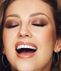 Thalia's make up!!