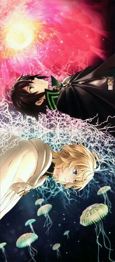Owari No Seraph/ Seraph of the End