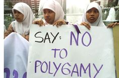 Monogamia o poligamia