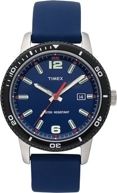 Timex Dive-Style Blue Dial Men's watch #T2N664