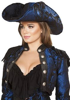 ea84a801 42 Best Pirate Women Hats images in 2017 | Adult costumes, Pirate ...