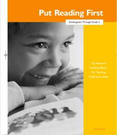 This document was especially helpful to my understanding of phonemic awareness because it not only goes into detail about its definition, but it goes into specifics in terms of what it is not, as well as common misconceptions about it. The resource also provides answers to questions one may have about phonemic awareness and it sheds light on research that demonstrates how best to approach teaching it. Due to the depth of information you gain from this resource, I would recommend it to… Phonics Programs, Reading Comprehension Strategies, Guided Practice, Struggling Readers, Phonemic Awareness, Kids Reading, In Kindergarten, Teaching Kids, Literacy