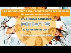 XIV CÍRCULO SANITARIO - AMYTS - Debate sobre oposiciones para facultativos
