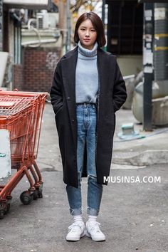 Resultado de imagen de korean street style