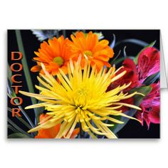 Happy Doctors' Day Floral Greeting Cards National Doctors' Day is March 30, 2014