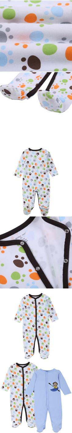 8a4a95a6c020 5pcs lot Baby Bodysuits Nest Infant Pajamas summer Babies Newborn ...