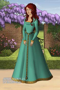 """""""Merida""""  Disney's Brave"""
