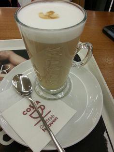 #latte #coffe #yummy #delicious