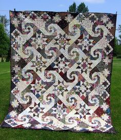 Shakespeare in the Park quilt pattern