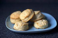 cream biscuits by smitten, via Flickr